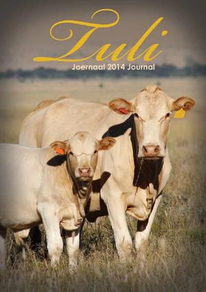 Tuli Cattle 2014 Journal