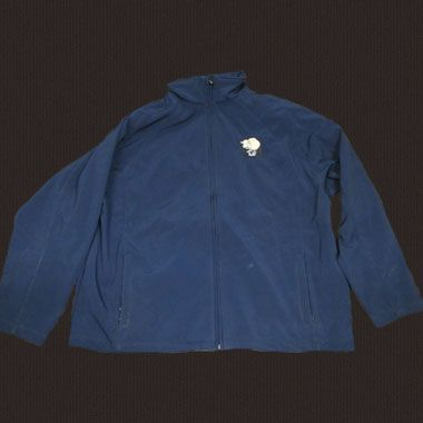 Mens Navy Techno Jacket - R 550.00 -