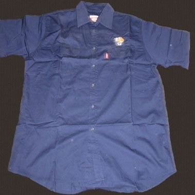 Mens Navy Shirt - R 250.00 -