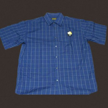 Mens Metro Check Shirt - R 250.00 -